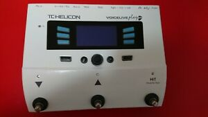 Tc-Helicon Voice Live Play Gtx Effector for guitar vocals Used F/S