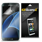 EZGuardZ Clear [FULL COVER] Screen Protector Shield For Samsung Galaxy S7 EDGE