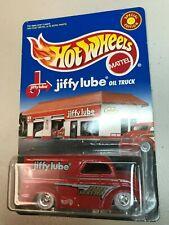 "HOT WHEELS  JIFFY  LUBE  ""OIL TRUCK"" MALAYSIA   k"