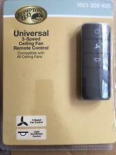 Hampton Bay Universal 3-Speed Ceiling Fan Remote Control