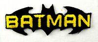 Applikation zum Aufbügeln Bügelbild   1-240  Batman  +