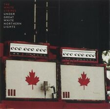 THE WHITE STRIPES UNDER GREAT WHITE NORTHERN LIGHTS PROMO CD/DVD [2010]
