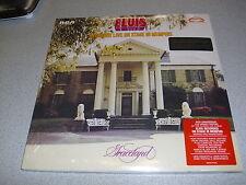 Elvis PRESLEY-RECORDED LIVE ON STAGE IN MEMPHIS - 4lp 180g Audiophile Vinile