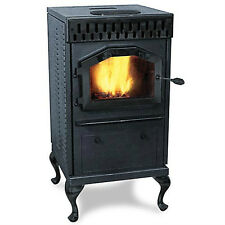 Discount Sale - Antique Technocrat Multifuel Stove, 40,000 BTU Corn Wood Pellet
