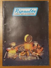 RIPAULTO Cables and Accessories For Older/Classic Vehicles ISSUE 25 86