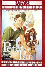 Peter Pan 0738329014025 With Anna May Wong DVD Region 1