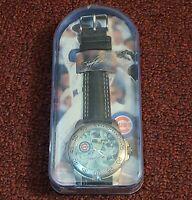 Vintage 1998 MLB Chicago Cubs Sun Time Sportivi Sammy Sosa Collector's Watch EUC
