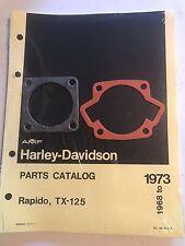 1968 HARLEY  AERMACCHI   RAPIDO 125CC   HEAD BASE GASKET 16764-68P  16773-68P
