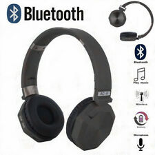 Wireless Bluetooth 5.0 Stereo Headphones Headsets Noise Isolation Bass + Mic
