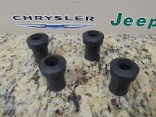 01-07 Grand Caravan Chrysler Town & Country New Rear Leaf Spring Bushings Mopar