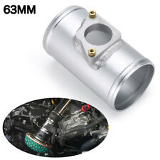 "63mm/2.5"" Mass Air Flow Sensor Mount Adapter Tube For Toyota Mazda Subaru Suzuk"