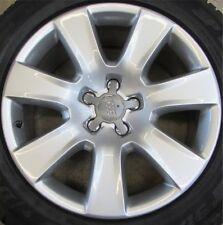 4 x Original Audi A8 4H 18 Zoll Alufelgen Speichen Sty 7,5x18 ET26 4H0601025B