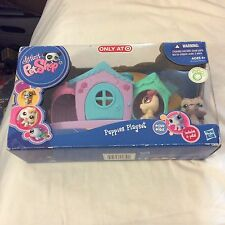 Littlest Pet Shop Target Exclusive 2009 Puppies Playset missing -brand new