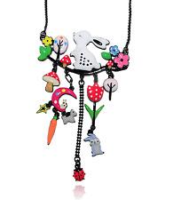 necklace histoire de rabbit blanc ladybug necklace lol bijoux 2017 Paris