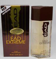 EAD EXTREME Eau de Toilette Spray 2.5 fl oz/75 ml  For Men New In Box