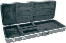 TGI Case ABS Electric (ST) Guitar. Black