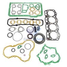 4DR5 Engine Gasket Kit for Mitsubishi Canter Truck Excavator Forklift Parts