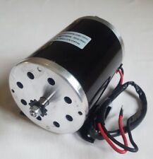 Elektro Motor E-Scooter Quad Elektroroller 36V 1000W Rev. 3000 RPM 27.8A Platte