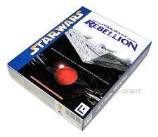 STAR WARS REBELLION für IBM Windows 95 PC im großen Karton