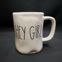 Rae Dunn by Magenta HEY GIRL Coffee Tea Mug Fall Farmhouse Home Decor
