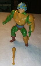 He-Man Master Of The Universe Motu Man at Arms 1981 Complete