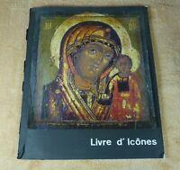 LIVRE D'ICONES - EDITIONS AUX QUAIS DE PARIS