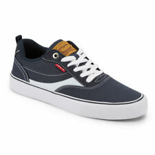 Levi's Mens Lance CT Durable Canvas Lace-up Casual Skate Sneaker Shoe