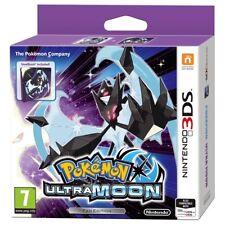 Pokemon Ultra Moon Steelbook Fan Edition 3DS Game