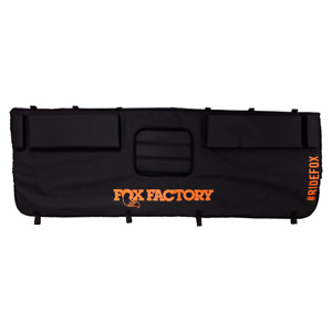 Ride Fox Overland Bicycle Tailgate Pad Black Full Size