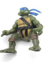 TMNT Teenage Mutant Ninja Turtles Flipping Leonardo Action Figure 2004 Playmates