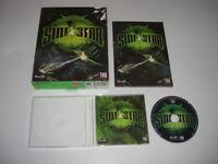 SINISTAR UNLEASHED Pc Cd Rom Original BIG BOX  FAST DISPATCH