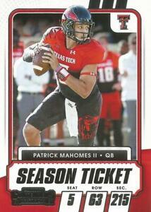 2021 Panini Contenders Draft Picks Base Veteran Cards #1-100 ~ Pick Your Cards