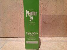 Plantur 39 Phyto CAFFEINE SHAMPOO 250 ml Fine Brittle Hair