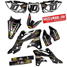 2009 2010 2011 KXF 450 GRAPHICS KIT KAWASAKI KX450F MOTOCROSS DIRT BIKE DECALS