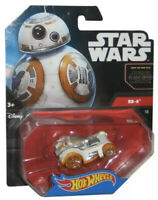 Star Wars The Force Awakens Hot Wheels BB-8 Character Car Toy