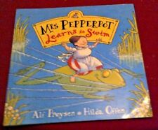 Mrs Pepperpot Learns to Swim, Alf Proysen Paperback