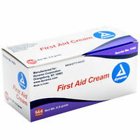 Dynarex  First Aid Cream Dose Packets (144/Bx) #1165 FAST FREE SHIPPING