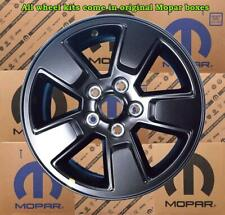*NEW* OEM Mopar Jeep Liberty 16x7 115mm 40.48 Offset Wheel Kit 1WK43RXFAA 9084