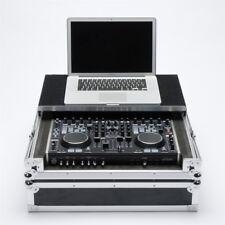 MAGMA WORKSTATION MC 6000 flight case per DJ porta controller + laptop NUOVO