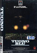 Tuono Blu (1983) VHS Columbia 1a Edizione -  CULT !!