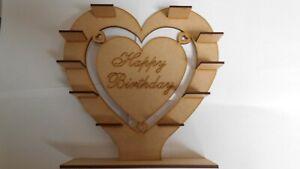 Happy Birthday Chocolate Display Stand