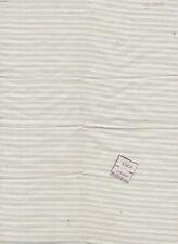 Fabric Brodnax Prints - Silk -   FEC01 dollhouse 1/12 scale 1pc