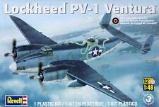 Revell U.S. Navy WWII Lockheed PV-1 Ventura  Plastic Model Aircraft Kit 1/48