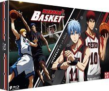 ★Kuroko's Basket ★Intégrale (3 Saisons) - Edition Collector Limitée [Blu-ray]