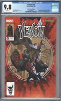 Venom #26 CGC 9.8 Kael Ngu TRADE Variant 1st App of VIRUS Frankie's Comics
