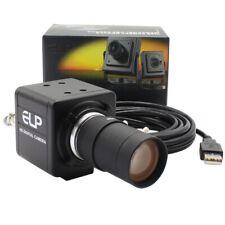 ELP H.264 USB kamera Mit 2,8-12mm vario CS objektiv 1MP 720P MJPEG 30fps Webcam