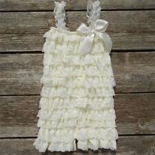 Conjuntos de ropa recién nacido sin mangas para niñas de 0 a 24 meses