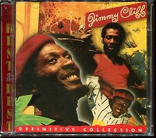 JIMMY CLIFF - DEFINITIVE COLLECTION + EXTRA BONUS MAXIS CD - 2 CD ALBUM [2718]