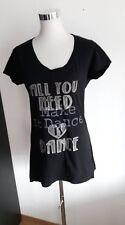 T-shirt , DEHA , schwarz , Gr : S