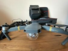 DJI Mavic Pro Quadcopter with Remote Controller - Grey + Much More! See Details!